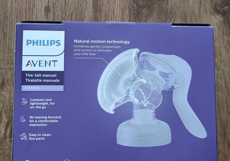 Philips Avent pientraukis - tikras mamyčių išsigelbėjimas