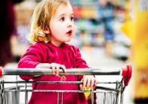 Į parduotuvę - su vaiku. Kaip išvengti streso?