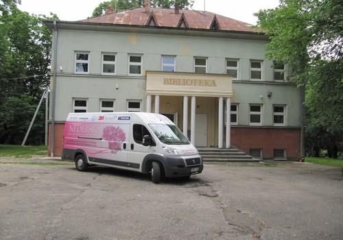"""""""Nedelsk"""" rožinis autobusėlis – vėl kelionėje"""