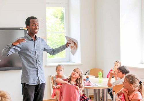 Geriausias laikas mokytis antrosios kalbos – ankstyvoji vaikystė