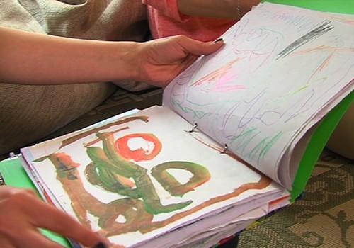 Vaikų piešinių knyga - prisiminimas visam gyvenimui
