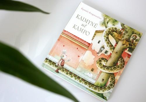 """Kęstutis Kasparavičius: """"Dažnai suaugusiųjų baimės daug kvailesnės negu vaikų"""""""