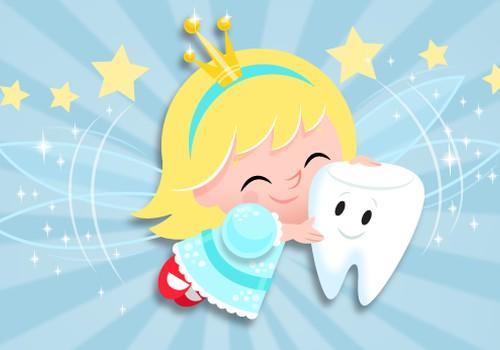 Kaip įdomiai atsisveikinti su iškritusiu pieniniu dantuku?