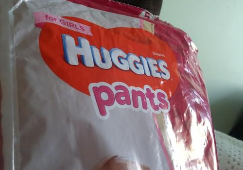 Mūsų pasirinkimas - Huggies Pants