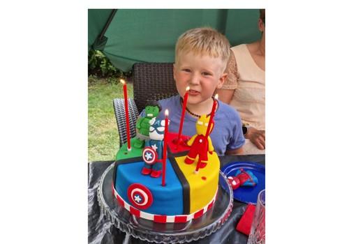 Ignoto Lino 4 gimtadienio šventė