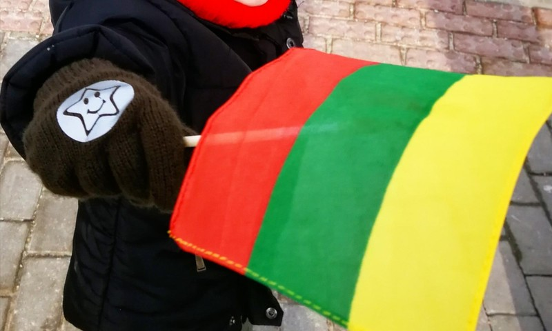 Su Laisve, Lietuva!