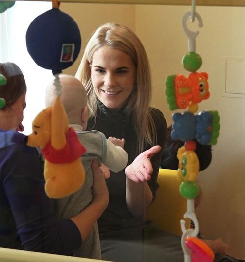VIDEO: Apie ką svajoja kūdikių namuose augantys mažyliai