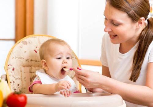 Primaitinimo pradžia: konsultuoja Šeimos gerovės specialistai