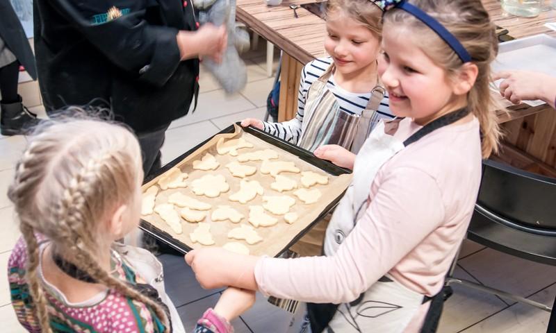 MK laida ieško: 5-7 m. vaikų mokytis virtuvės paslapčių