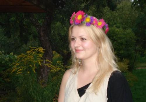 EVELINA (pypse): Maža svajojau būti ledų pardavėja