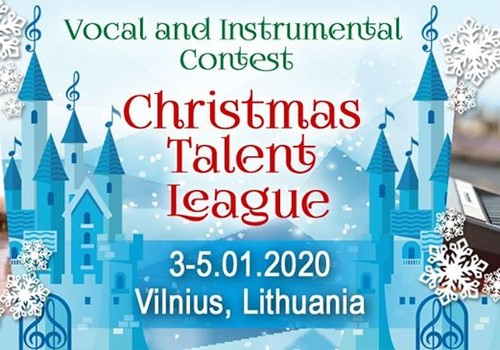 Christmas Talent League