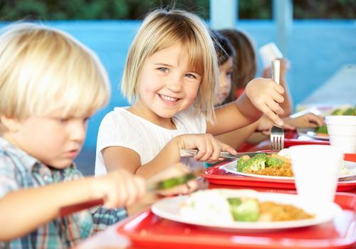 Naujaisiais metais pasirūpinkite vaikų mitybos įpročiais mokykloje