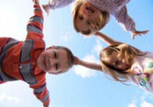 Koks geriausias metų skirtumas tarp vaikų?