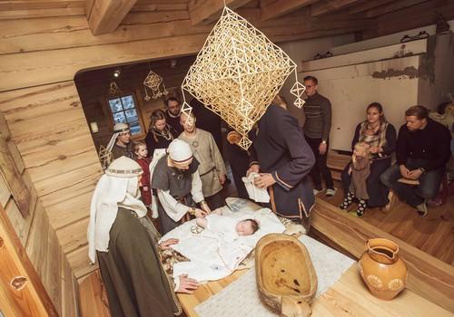 Mokomės mitologijos: tradicinė puošmena šiuolaikinėms šventėms