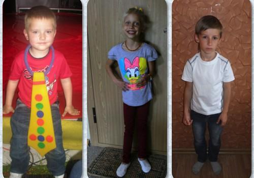 Vaikų analizė pagal nuotrauką - pirmosios trys analizės!