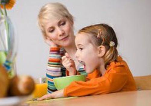 Kada duoti vaikui maisto produktų, praturtinų baltymais