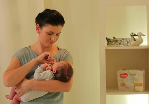 Ar Cezario operacija susijusi su kūdikio irzlumu? Atsako šeimos gydytoja