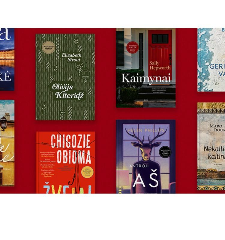 12 BALTO knygų vasarai: įtraukiančios istorijos įvairiausio skonio skaitytojams