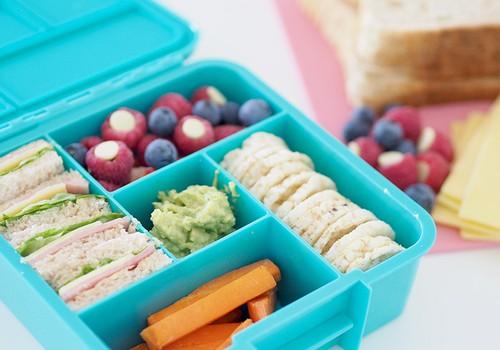 5 užkandžiai į mokyklą – skanu, sveika, sotu ir greita!
