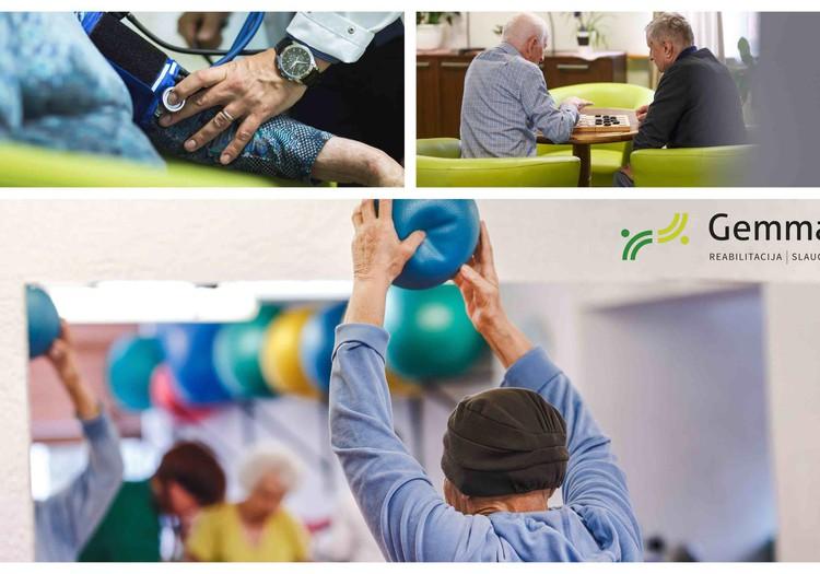 Ligonių slaugai patikimiausia – profesionali priežiūra
