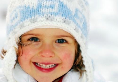 4 patarimai, kaip apsaugoti vaiko odą nuo šalčio?