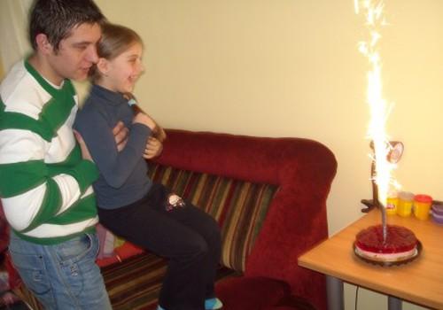 Prieš 8 metus, žvarbų sekmadienį gimė Ugnytė