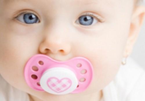 Kaip mažylį atpratinti nuo čiulptuko?