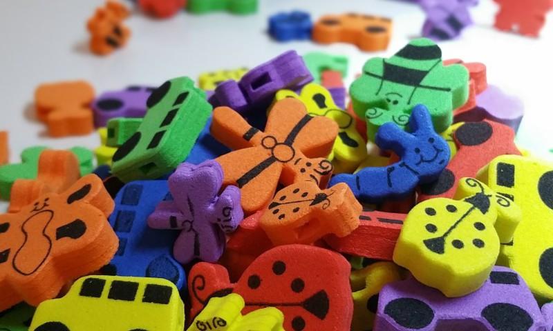 Kokių žaislų reikia įvairaus amžiaus vaikams?