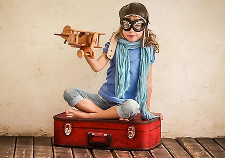 Kaip lavinti vaikų vaizduotę?