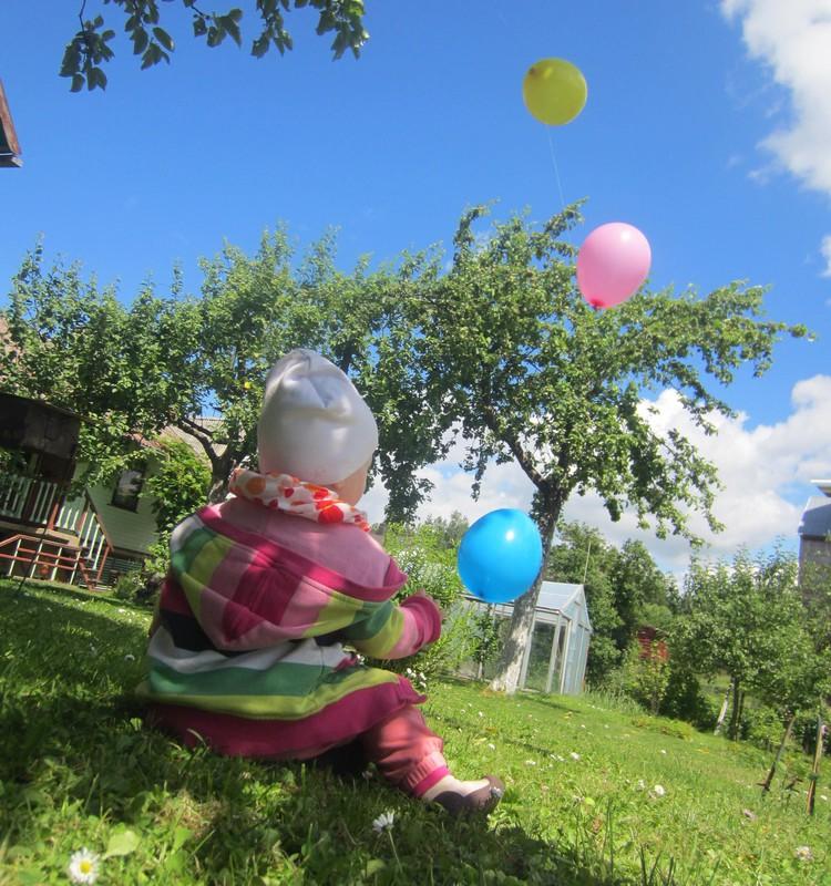 Vasara balionų karalystėje