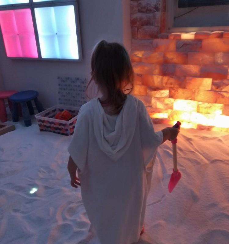 Druskų kambarys- tikras atradimas