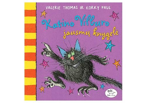 """""""Katino Vilburo jausmų knygelę"""" laimi..."""