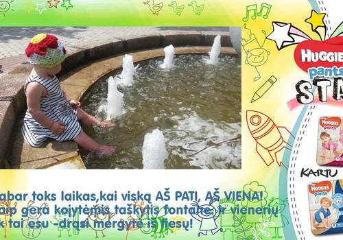 Meilė Jonė ir fontanas