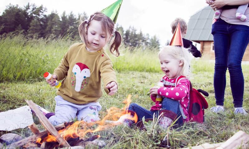 Etnogimtadienis - kaip prasmingai atšvęsti vaikų gimtadienius?
