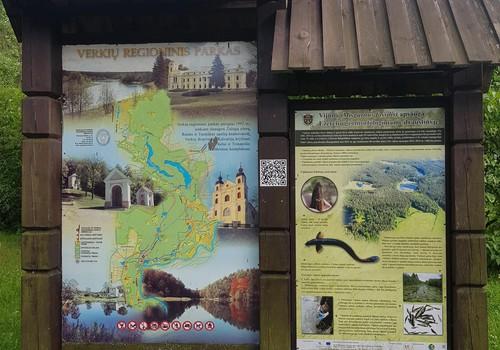 Vasaros gidas: Verkių regioninis parkas