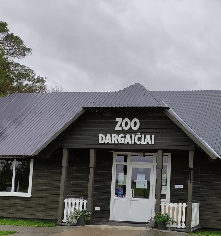 Gyvūnų ūkis Šiaulių rajone, Dargaičiuose
