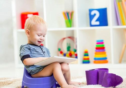 Mažylį pratinate ant puoduko? 6 patarimai tai padaryti kuo lengviau
