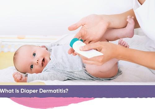 Tėvų žinios apie vystyklų dermatitą