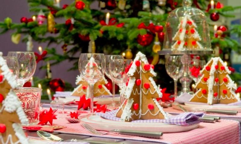 Kalėdinį stalą galima sukurti ir iš vegetariškų patiekalų