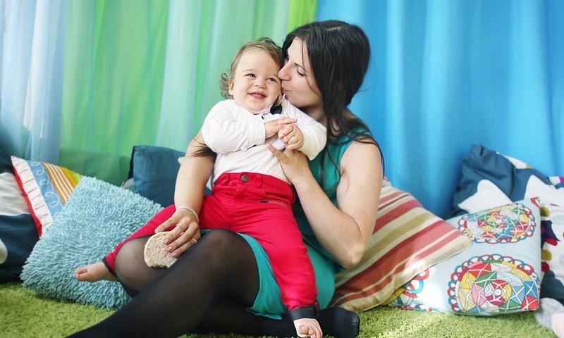 Įrodyta kalbėjimo įtaka vaiko kalbos raidai