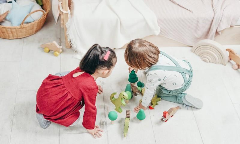 Kodėl turime mokyti vaikus žaisti? Pataria vaikų psichologė