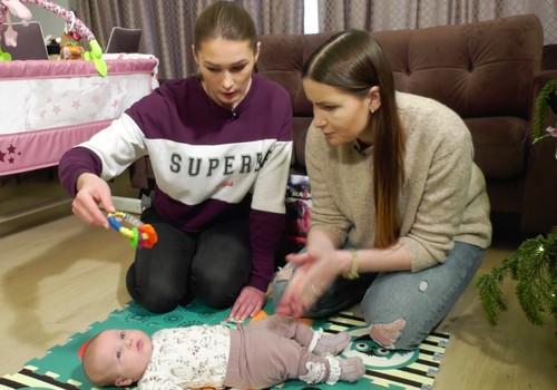 TV Mamyčų klubas 2019 01 13: vaikų grūdinimas, natūralios priemonės prieš virusus, užsiėmimai su kūdikiu