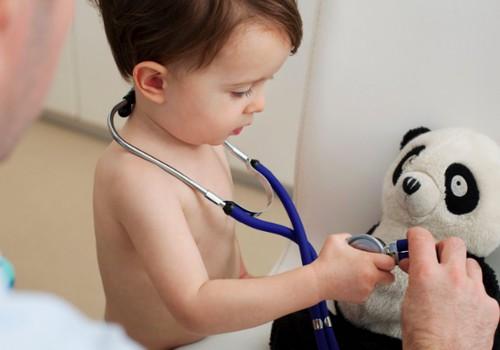 Į kasmetinį vaikų sveikatos patikrinimą nevalia žiūrėti pro pirštus