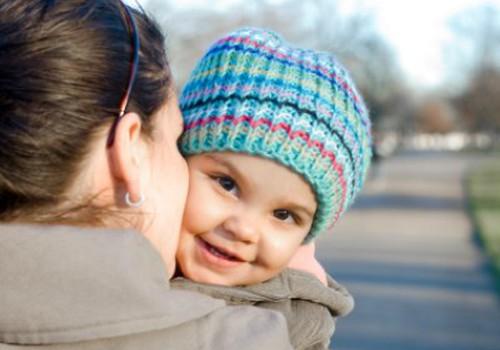 Kaip atsikratyti baimės prarasti vaiką?