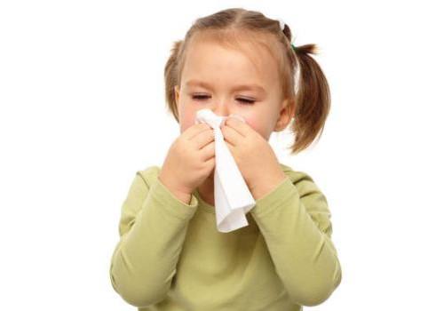 Kaip atskirti alerginę slogą?
