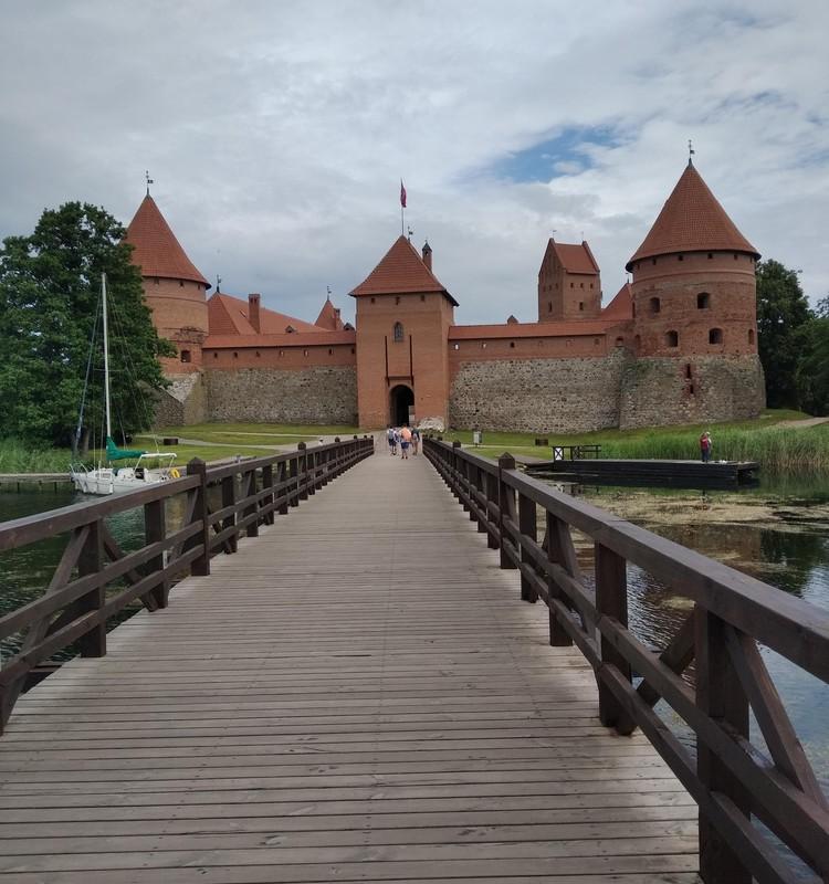 Vasaros gidas.Trakai - Lietuvos kultūros sostinė