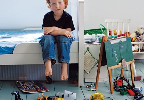 Kaip įpratinti vaiką prie tvarkos: pataria psichologė