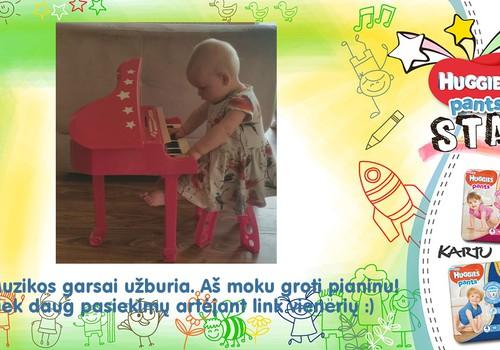 Aš moku groti pianinu