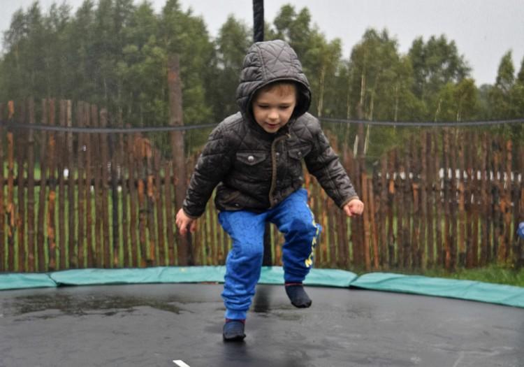 Pramogos lyjant lietui?.. Kodėl gi ne!