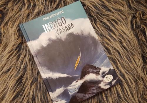 Knyga apie tyrą meilę- Indigo vasara